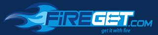 Buy Fireget.com Premium via Paypal, Visa/Master card